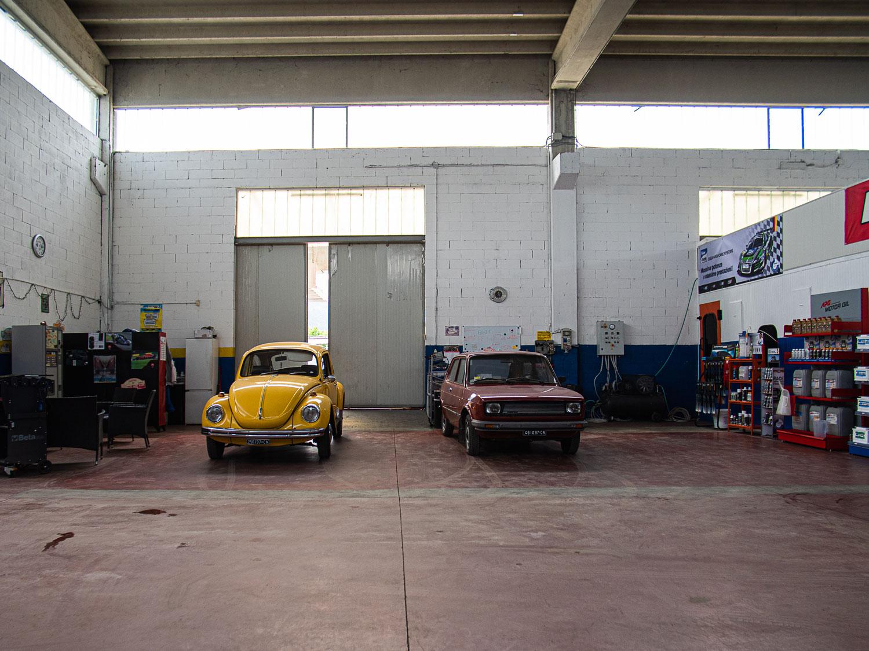 Restauri auto d'epoca a Cuneo