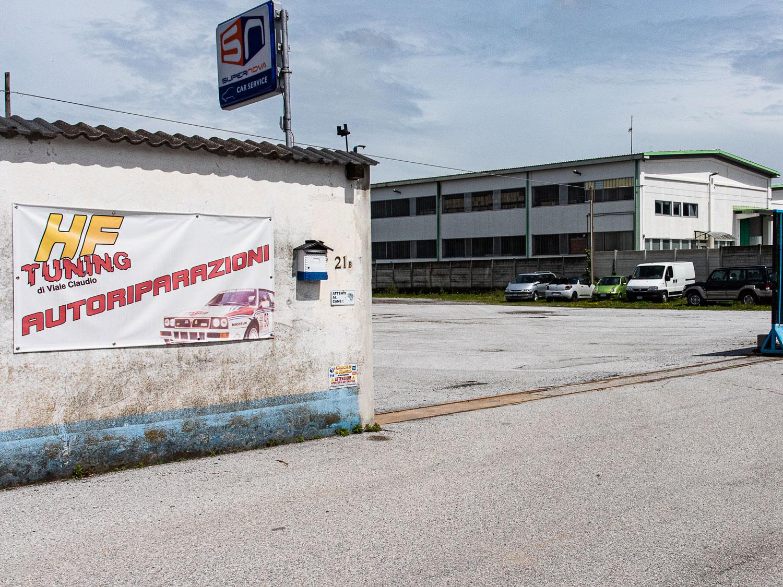 Officia meccanica a Cuneo